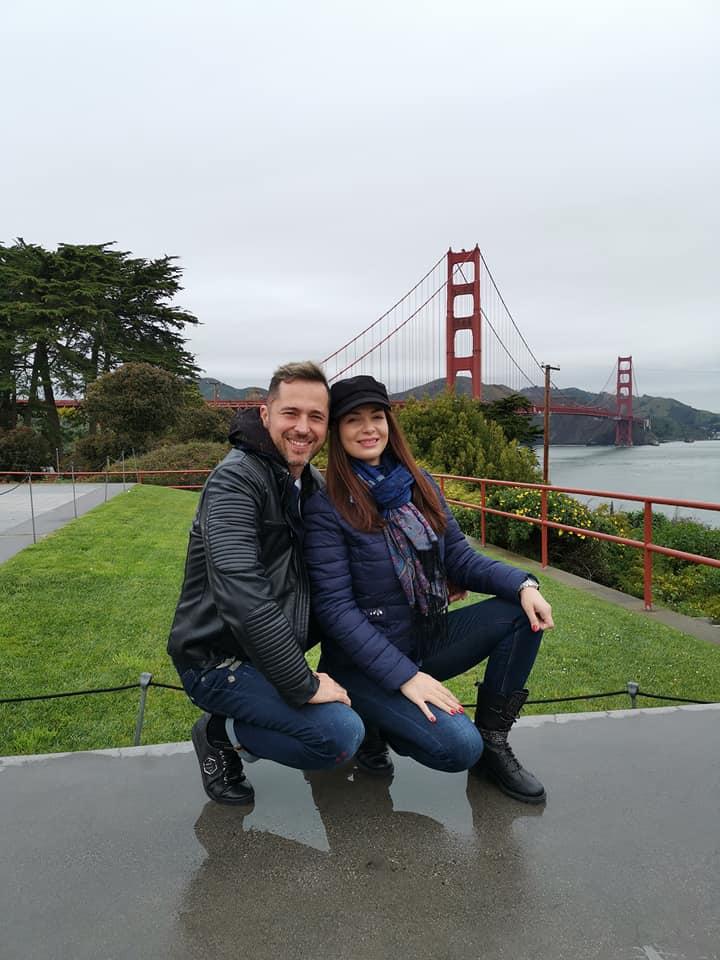 """Deea și Dinu Maxer, despre vacanța lor în America. """"Am făcut vreo 5.500 de kilometri"""""""