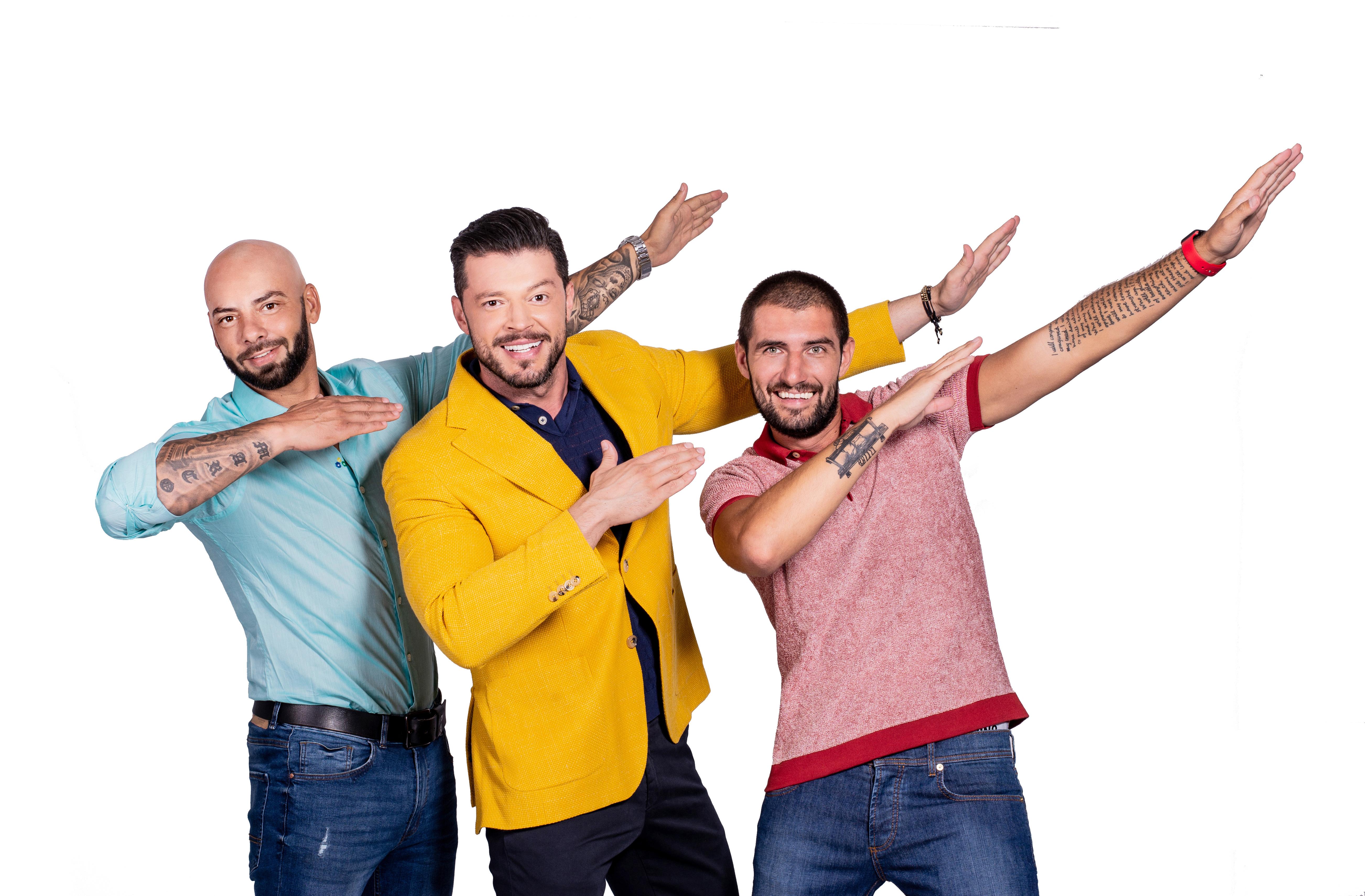 """""""Vulturii de noapte"""" lasă cluburile pentru mănăstiri. Victor, Giani și Cătălin vor să facă un tur cu rulota prin Bucovina"""