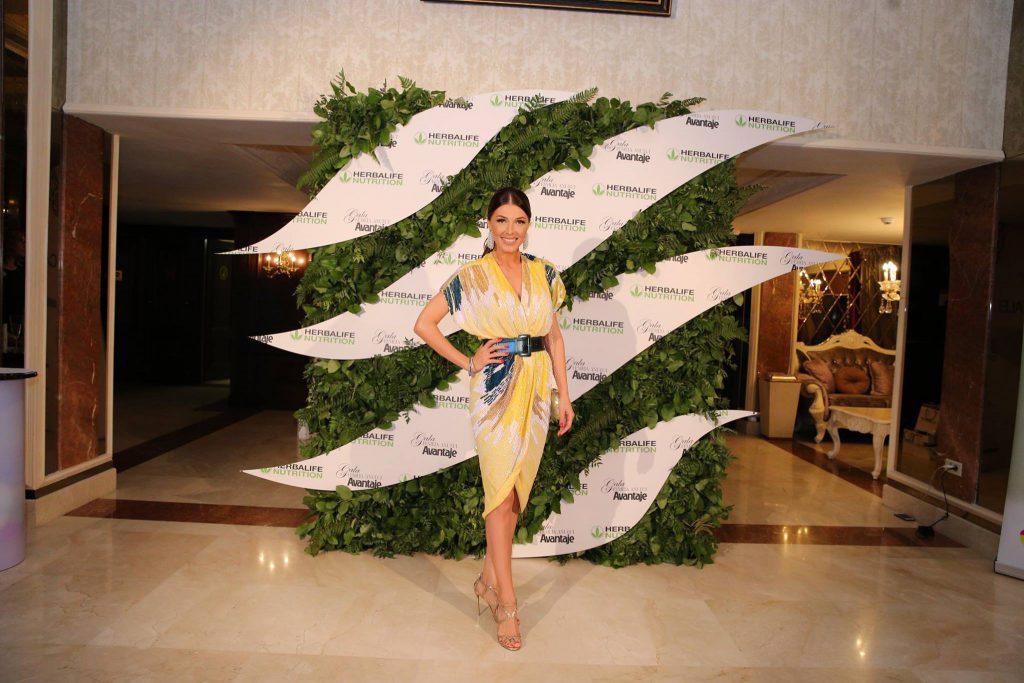 Ilinca Vandici, la Gala Femeia Anului 2018. Ce ținută a ales vedeta