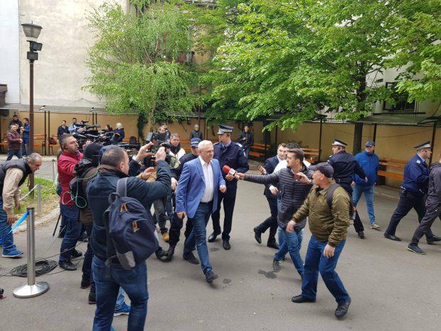 Reporterii Libertatea se află la ICCJ, unde este așteptată sentința definitivă pentru Liviu Dragnea în dosarul angajărilor fictive