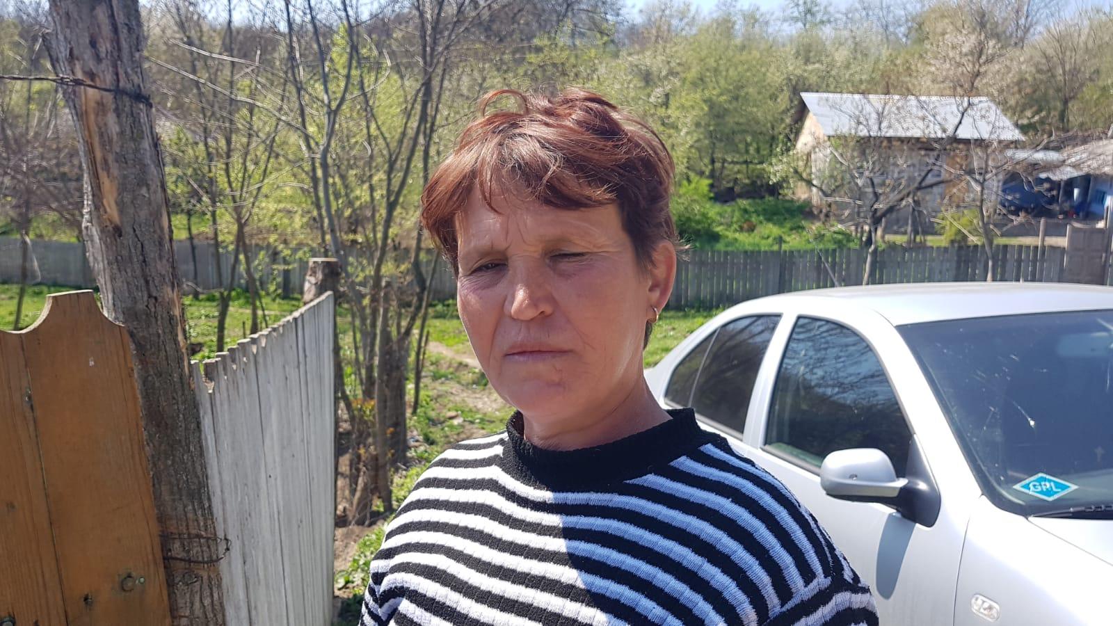 Angela Chiriac, mama fetei din Vaslui care a murit de meningită