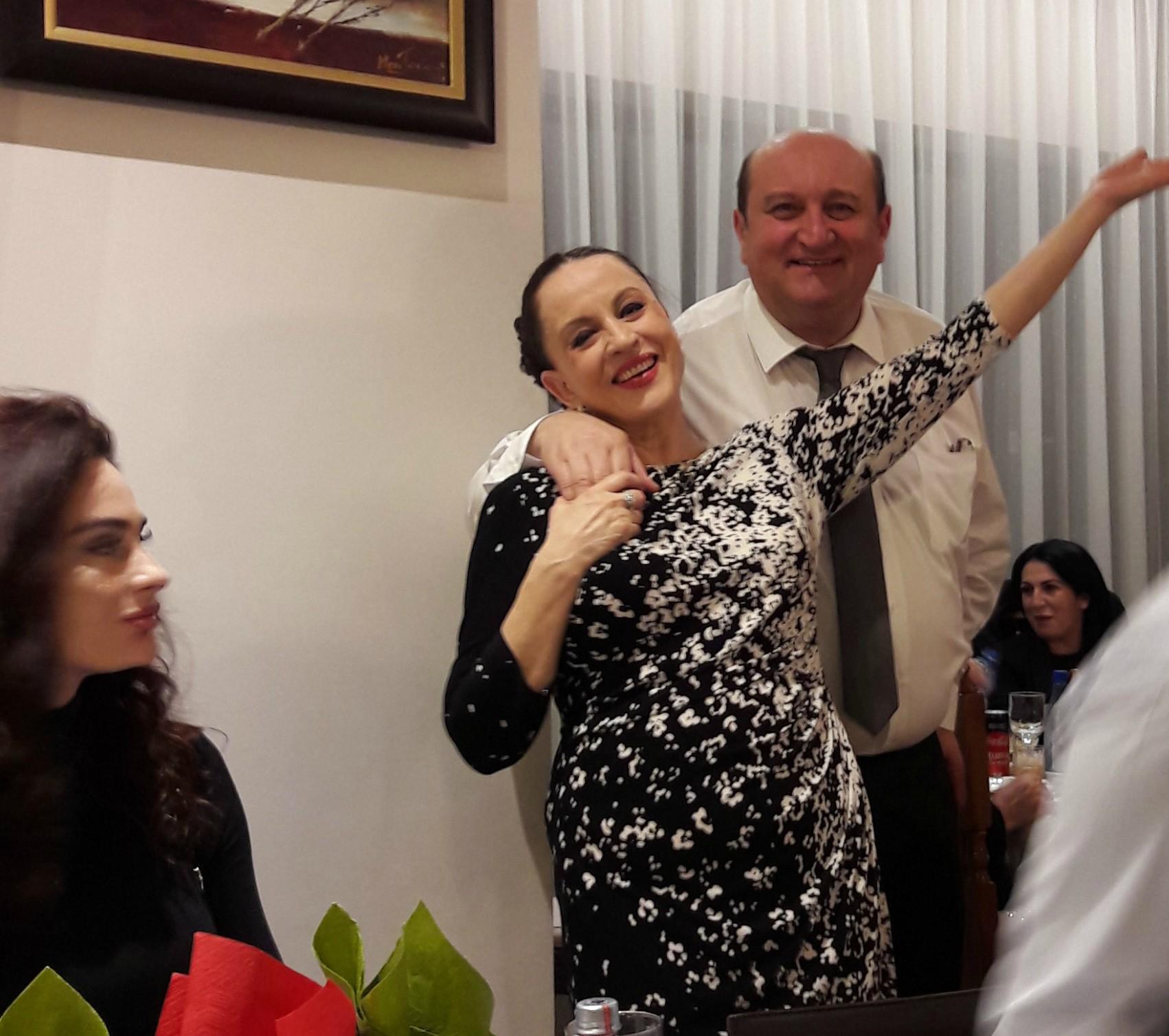 Maria Dragomiroiu nu se gândește la retragere: «Nici nu-mi trece prin cap. Iubesc ceea ce fac»