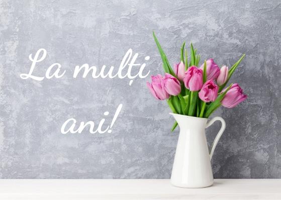 Mesaje urari de florii La multi ani