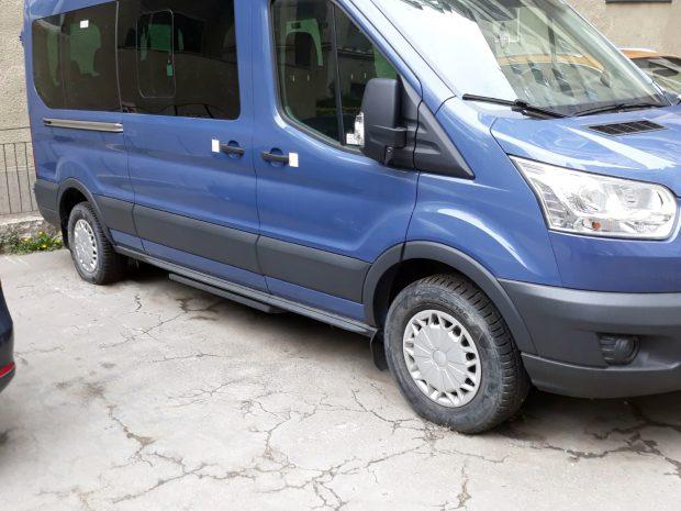 Microbuzul cumpărat sub conducerea lui Radu Preda folosit doar 4 luni