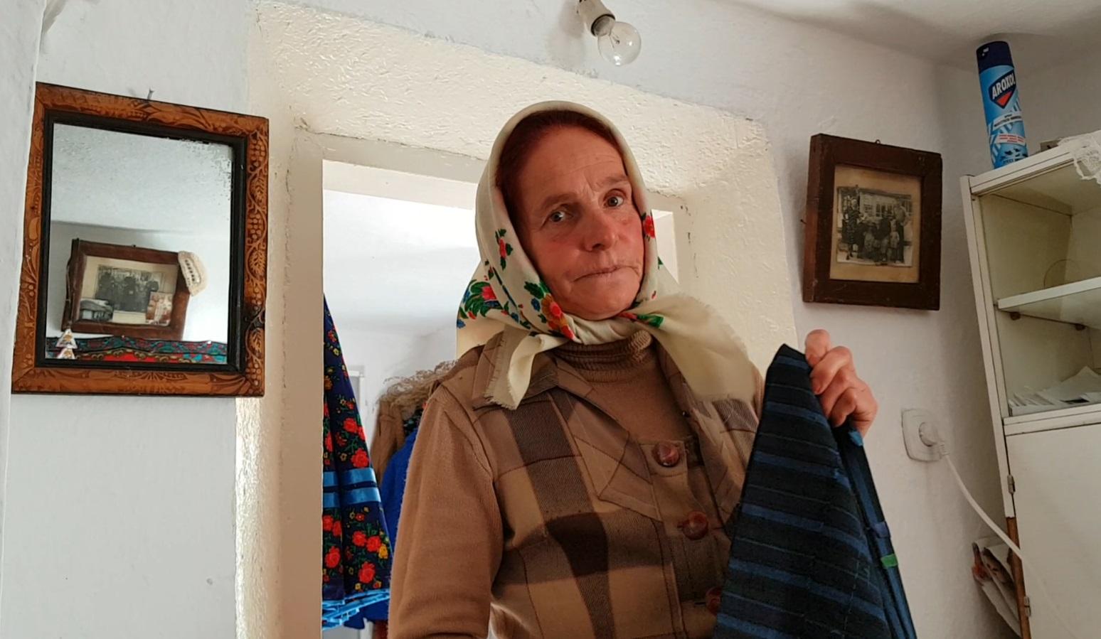 Schitul babicilor din Jurilovca: locul unde văduvele satului se retrag la bătrânețe