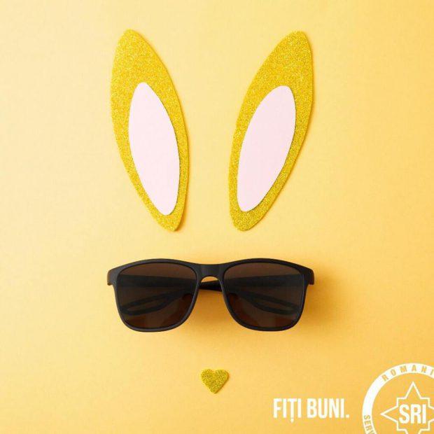 Mesajul SRI de Paște: Fiți buni.
