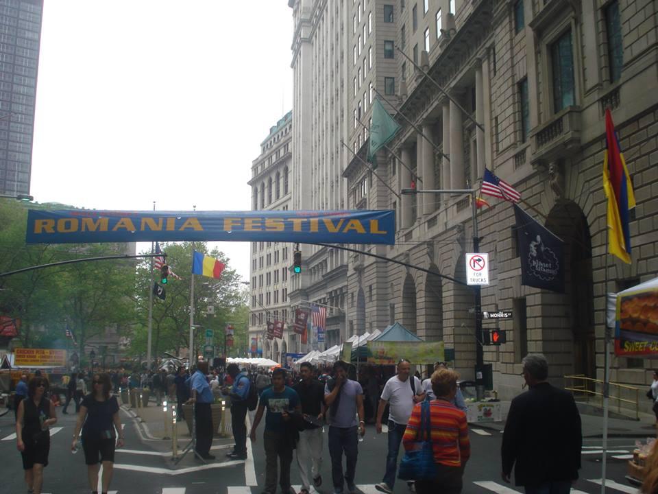 Gheorghe Gheorghiu duce muzica românească pe Wall Street, în New York