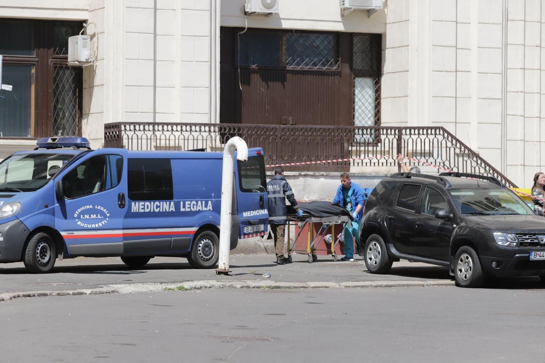 Sinucidere la Parchetul General. Procurorul Ramona Bulcu a murit după ce s-a aruncat de la etajul 5