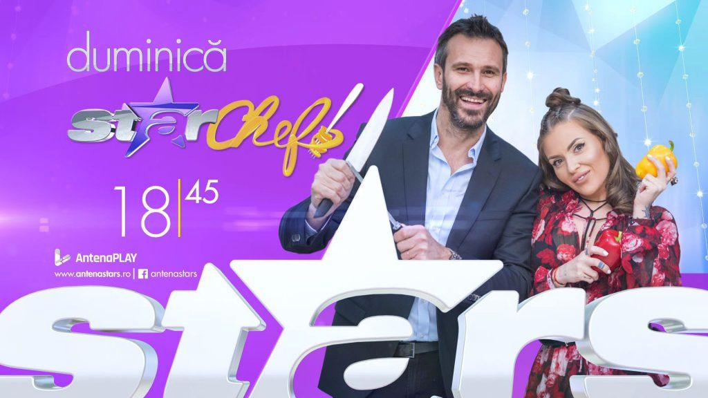 Cine prezintă emisiunea Star Chef alături de Nicolai Tand. Este o cunoscută interpretă de muzică populară