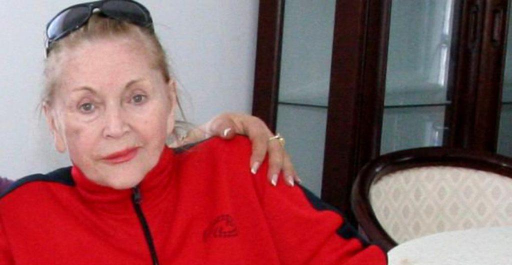 Mariana Moculescu, mesaj devastator după ce nașa ei, Zina Dumitrescu, a fost incinerată