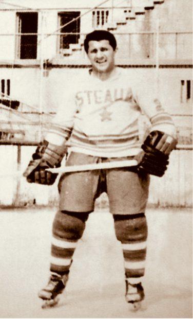 Nelu Ionescu a jucat la Steaua (1954- 1968)
