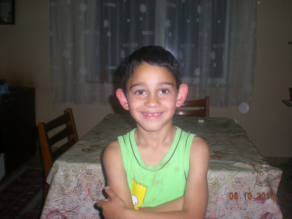 Cristian Gogoașă, 6 ani și jumătate, din jud. Hunedoara, a murit în februarie 2014