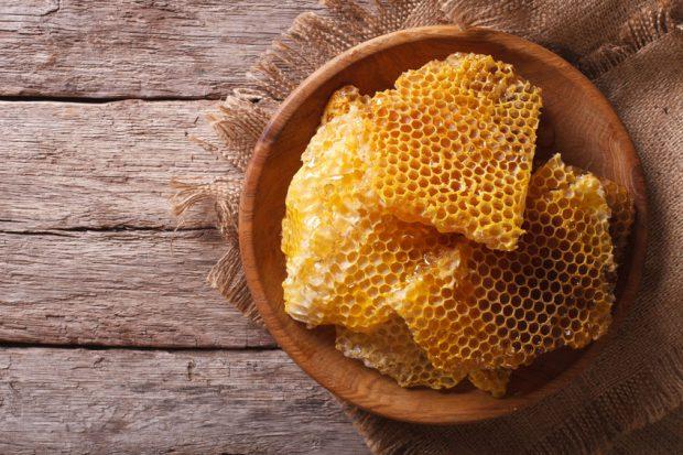 Miere de albine - fagure cu miere