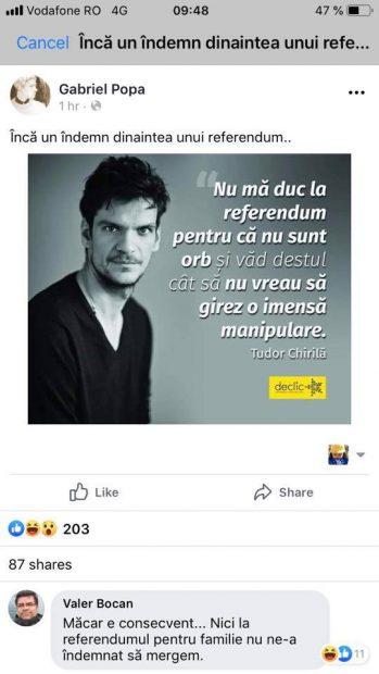 """Tudor Chirilă, victima unui fake news: """"Mârșăvia PSD nu mai pare să cunoască limite"""""""