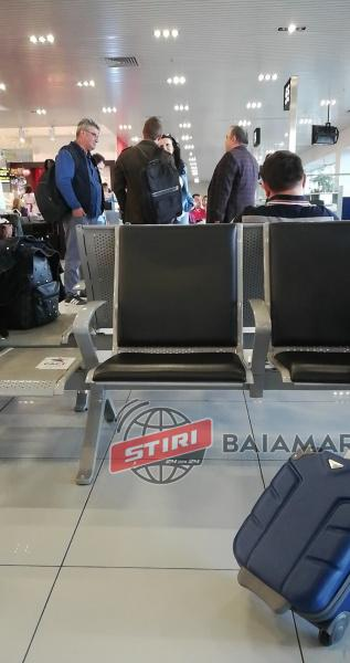 Un avion București-Baia Mare nu a decolat de pe Aeroportul Otopeni din cauza unor probleme tehnice