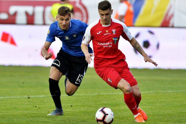 FOTO&VIDEO / Astra - Viitorul 1-2, finala Cupei României la fotbal 2019. Echipa lui Hagi cucerește trofeul în premieră! Eric a decis meciul în prelungiri
