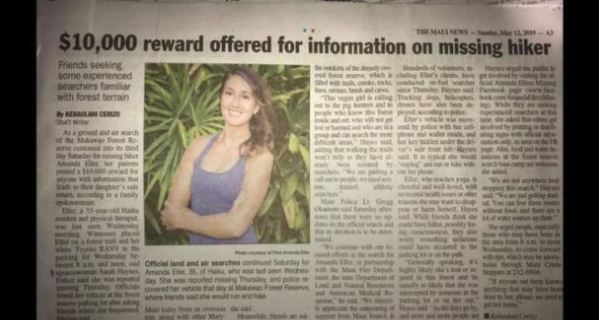 O tânără a supraviețuit mai bine de două săptămâni într-o junglă din Hawaii. Cu ce s-a hrănit în această perioadă