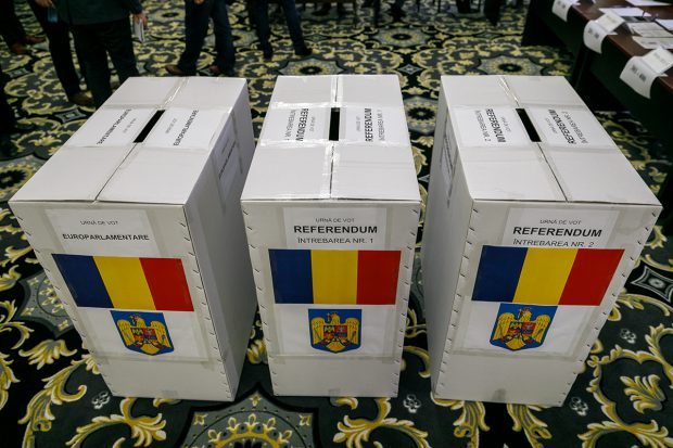 Rezultate referendum. Peste 40% dintre cei care au mers la urne au răspuns și la aceste întrebări
