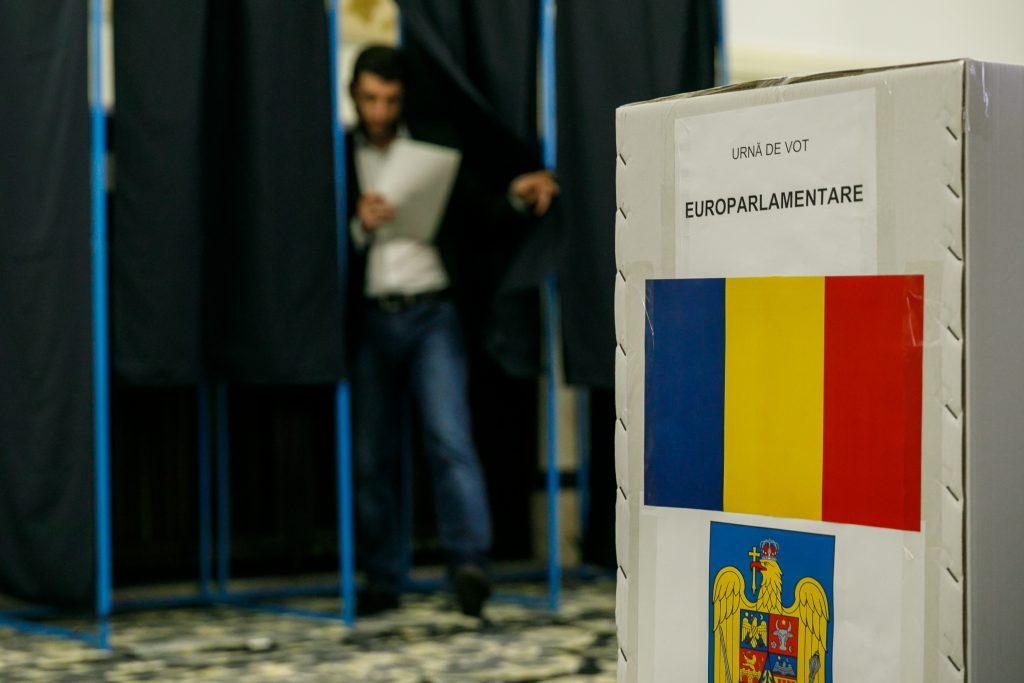 Cum se votează la alegerile europarlamentare şi la referendum