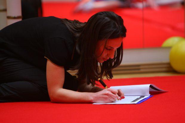 Andreea Răducan nu reușește să împace cariera, creșterea copilului și treburile gospodărești
