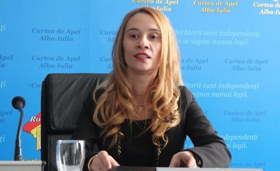 Alexandra Iuliana Rus, judecător ICCJ