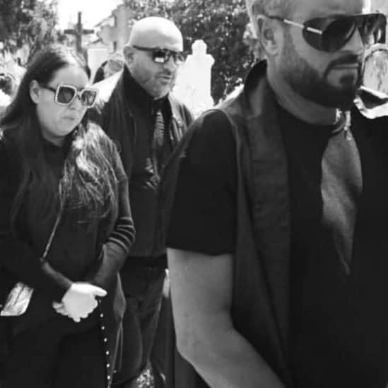 """Cel mai trist moment pentru Alin Gălățescu la înmormântarea lui Răzvan Ciobanu. """"Cele mai întunecate imagini... Ultimul pumn de țărână"""""""