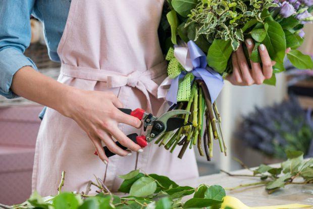 Cum păstrezi un buchet de flori