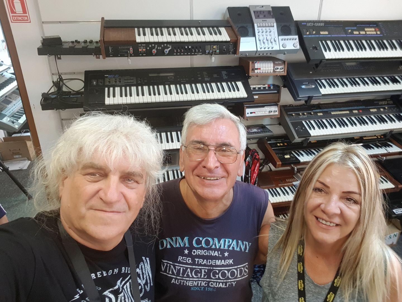 Mircea Drăgan, bunicul rockului românesc, iese pe piață cu albume noi, la 74 de ani! A cântat în Sideral, Mondial și Romanticii