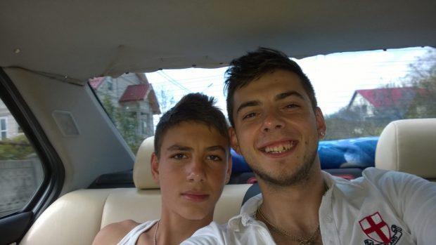 Claudiu Cristea, 14 ani, din comuna Alunu, jud. Vâlcea, a murit în septembrie 2014