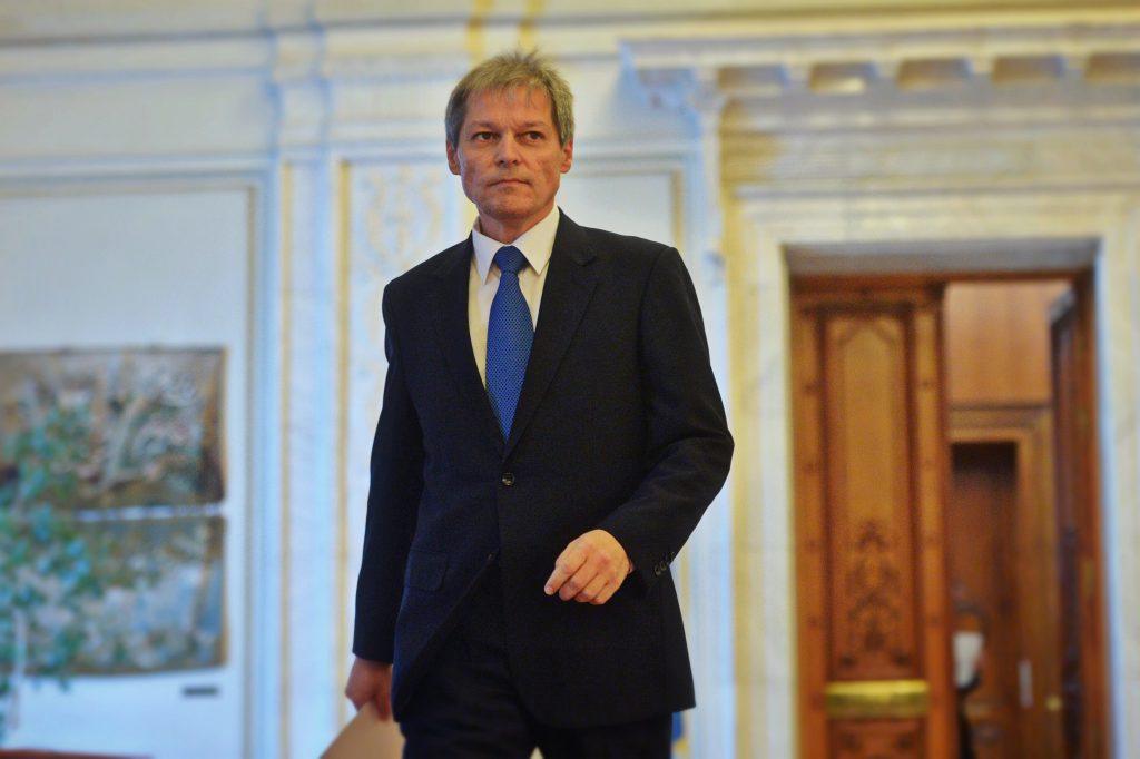 Dacian Cioloş a votat la Zalău