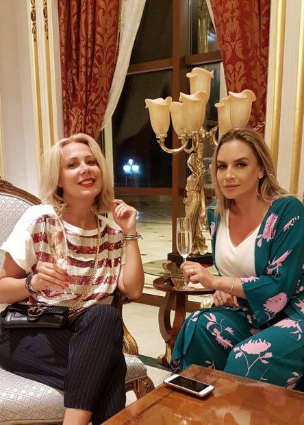 Dana Săvuică își ascunde iubitul de prietenii din showbiz