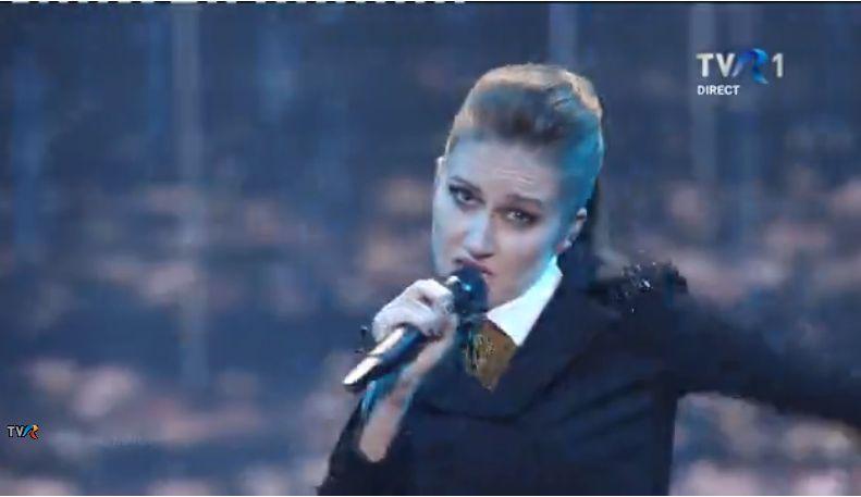 România a ratat calificarea în finala Eurovision 2019. VIDEO cu interpretarea lui Ester Peony