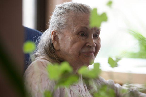 Zina Dumitrescu, uitată de cei apropiați
