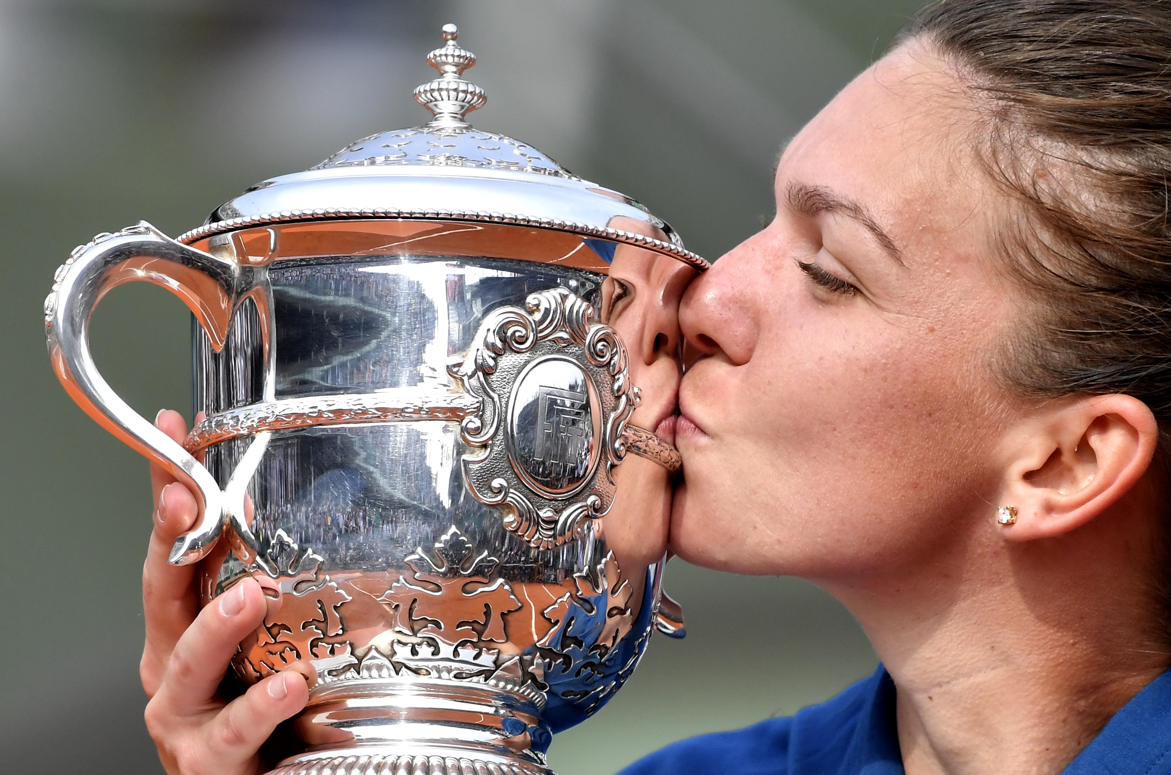 Simona Halep va începe de pe locul 3 WTA turneul de la Roland Garros. Calcule optimiste