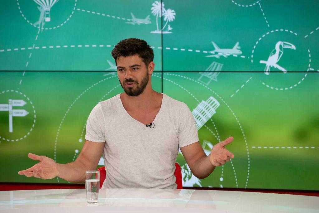 """Ștefan de la """"Exatlon"""" se pregătește pentru cea mai dură competiție"""