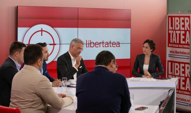 VIDEO | Cum văd partidele de la Putere și din Opoziție problemele din educație și sănătate, sărăcia și emigrarea. Prima dezbatere electorală în redacția unui ziar, cu candidați pentru Parlamentul European