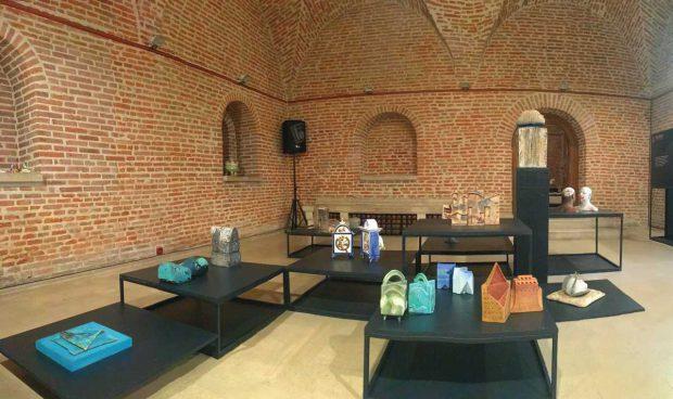 Muzeul Național Cotroceni-Salonul Artelor Decorative