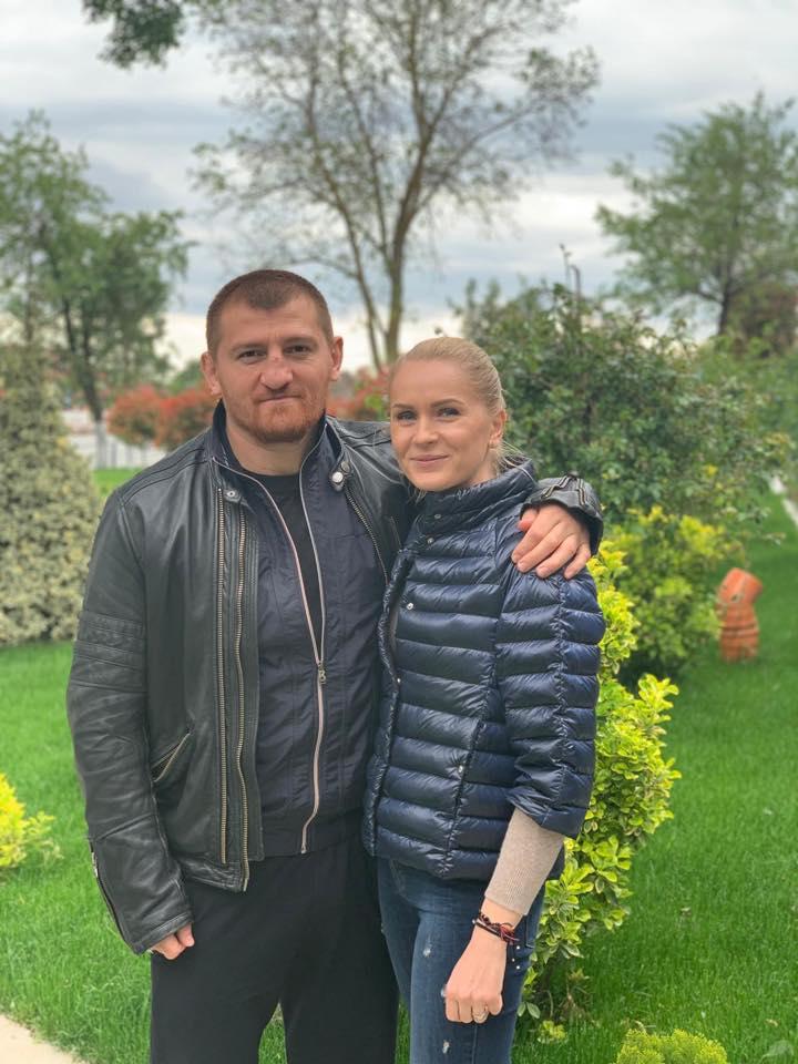 Unde și-a dus Cătălin Moroșanu soția imediat după ce a ieșit de la show-ul Ferma