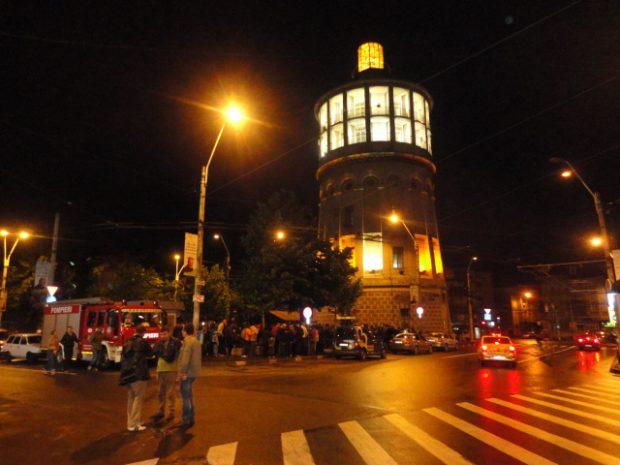 Muzeul Pompierilor-Foișorul de Foc