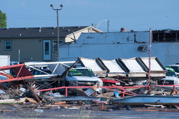 O tornadă a făcut ravagii în Oklahoma. Cel puțin doi oameni au murit / VIDEO