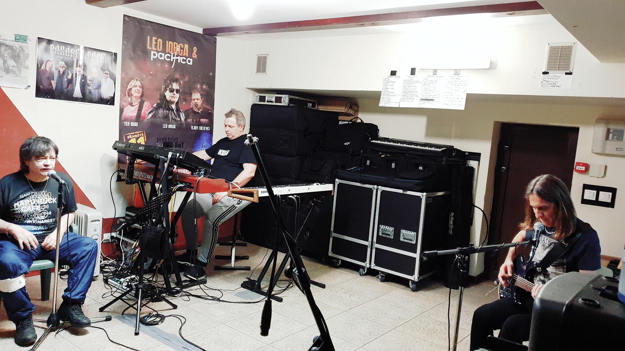 După o operație și două luni de spitalizare în Germania, Leo Iorga s-a întors la repetiții! Următoare intervenție, în iunie