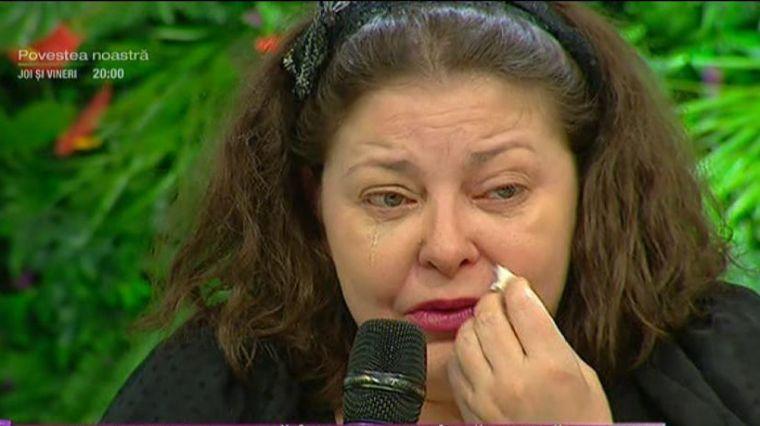 """Rita Mureșan, cu ochii în lacrimi. """"Am făcut atac de panică. Am fost stropită cu apă de Nelu"""""""