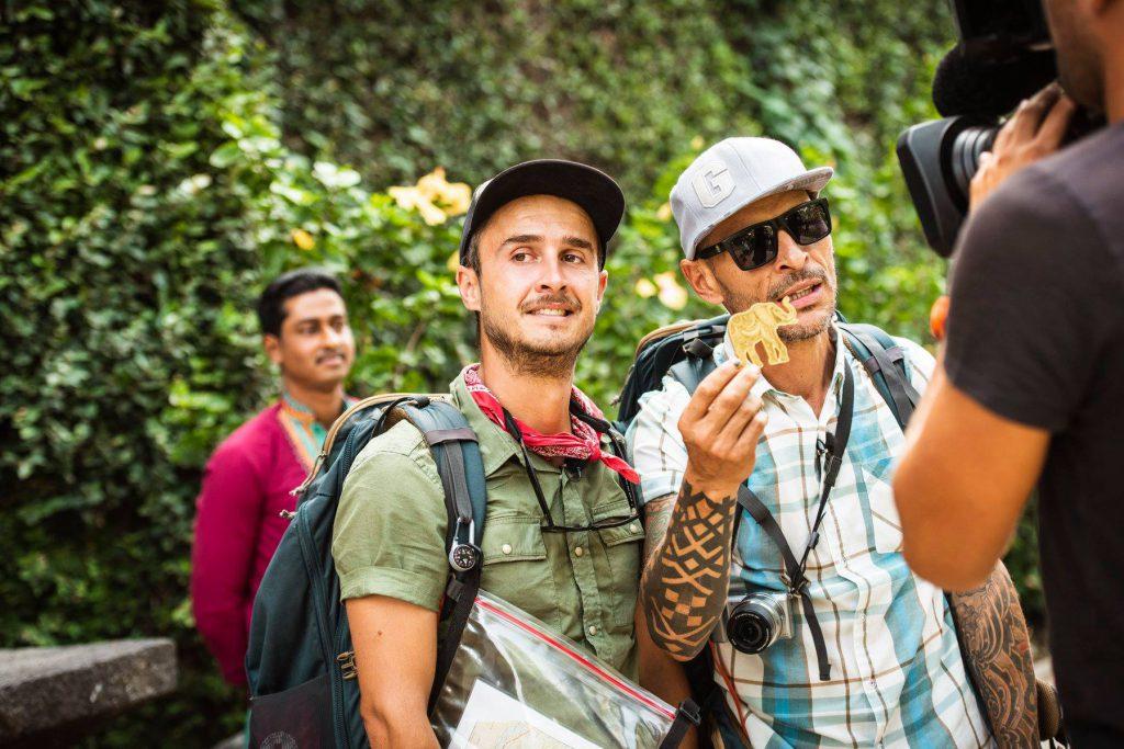 Șerban Copoț, alături de George Vintilă, la Asia Express