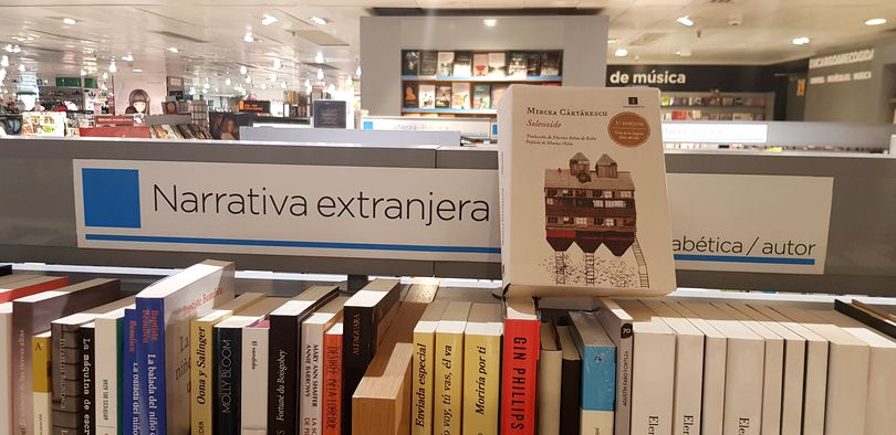 """Mircea Cărtărescu, numit de El Pais """"un fenomen editorial în consolidare în Spania"""". Scriitorul român, invitat la deschiderea festivalului """"Noaptea cărţilor"""" din Malaga"""