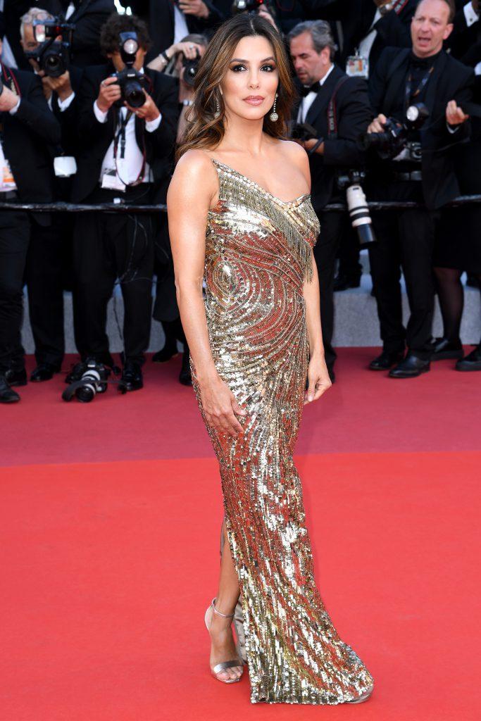 Eva Longoria, operată de urgență la Cannes! Actrița a făcut o criză de apendicită