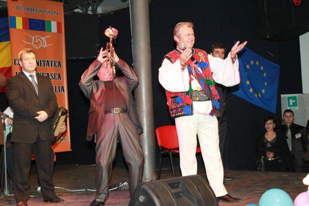 Gheorghe Turda cântă gratis pentru bătrâni