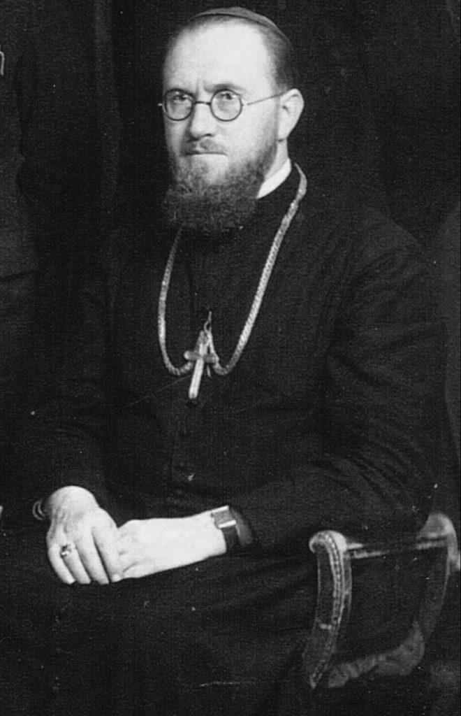 Vasile Aftenie - unul dintre cei șapte episcopi martiri