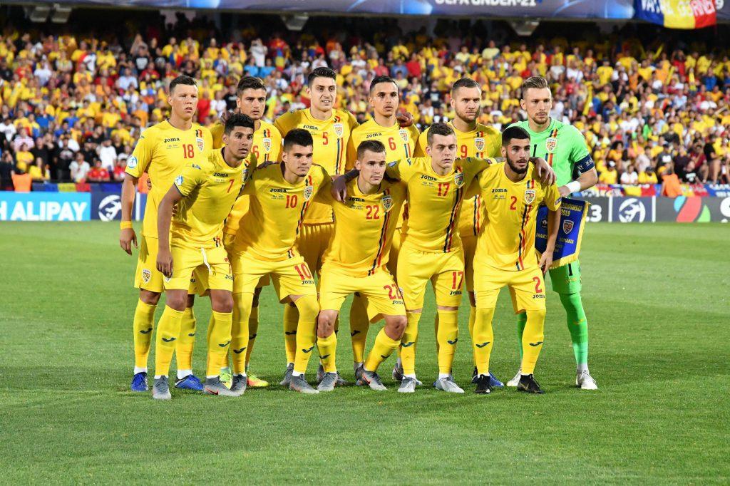 Franța U21 - România U21, la Euro 2019