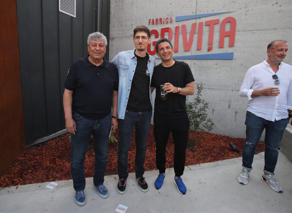 Matei, fiul lui Răzvan Lucescu, s-a întors din Olanda pentru a investi în România