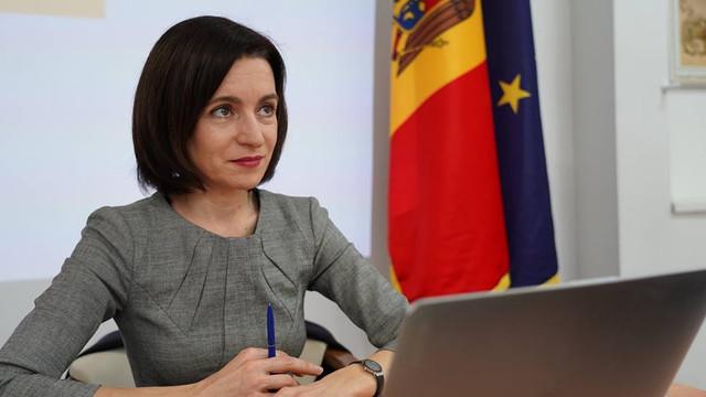 Maia Sandu este noul premier al Republicii Moldova
